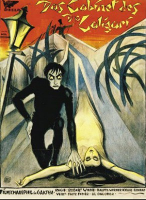"Saturday Cinema – October 1, 2016: ""The Cabinet of Dr Caligari"""